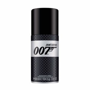 Im James Bond007 Deospray verbinden sich all diese Charakteristika