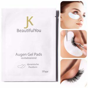 Der Wirkstoff der Jey-Kay BeautifulYou Augen Gel Pads ist ein Hydrogel