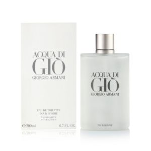 Das Armani Acqua di Gio Pour Homme Eau de Toilette ist ein Duft, der Sie lange begleitet.