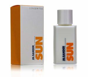 Das Jil Sander Sun Parfum betört durch seinen unverwechselbaren Duf